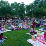 Moonlight Movies in Mt. Airy, 2012
